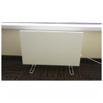 ADAX VP10 KETP (295 mm Aukščio | 84 mm Gylio) | elektroninis termostatas (Pajungimas nuo rozetės, su kojelėmis P, nešiojamas)