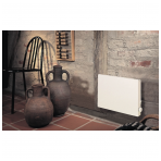 ADAX VP10 KT (295 mm Aukščio | 84 mm Gylio) | Mechaninis termostatas (Pajungimas nuo rozetės)