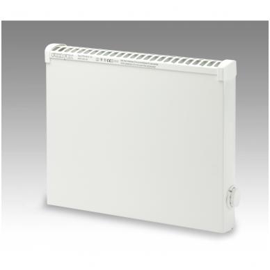 ADAX Aptaškymui atsparūs radiatoriai (325 mm auksčio) Su elektroniniu termostatu, pastovi instaliacija 2