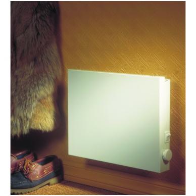 ADAX VP10 KT (295 mm Aukščio   84 mm Gylio)   mechaninis termostatas (Pajungimas nuo rozetės) 3