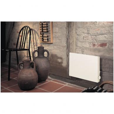 ADAX VP10 KT (295 mm Aukščio   84 mm Gylio)   mechaninis termostatas (Pajungimas nuo rozetės)