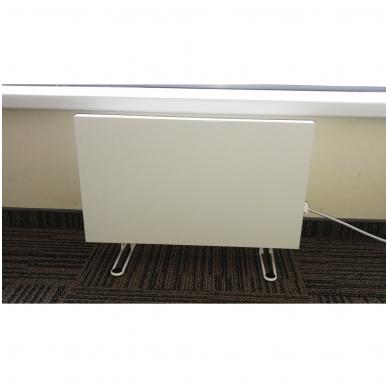 ADAX VP10 KETP (295 mm Aukščio   84 mm Gylio)   elektroninis termostatas (Pajungimas nuo rozetės, su kojelėmis P, nešiojamas)