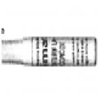 AKLIMAT Pieštukinis korektorius baltų dažų RAL9016