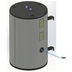 Akumuliacinė buferinę talpa, 100l, WTPSK 100