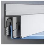 Aliuminio profilis APPLY Nr.5 (2 m ilgio)