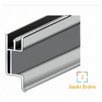 """Aliuminio profilis PK-3 """"be tarpelio"""""""