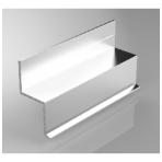 """Aliuminio profilis """"Z-formos"""", """"atmuštuvas"""" dvėjų lygių lubas formuoti. 2,5 m ilgio"""