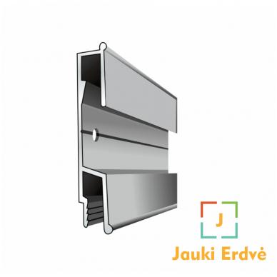 Aliuminio profilis APPLY Nr.40 (3D lubom)