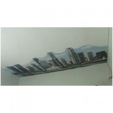 Projektavimo ir paruošiamieji darbai lubų su fotospauda, vnt (ART-LUBOS) 7