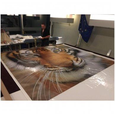 ART-LUBŲ Projektavimo ir paruošiamieji darbai