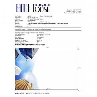 Projektavimo ir paruošiamieji darbai lubų su fotospauda, vnt (ART-LUBOS) 6