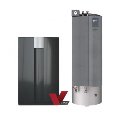 alira LWV ir LWCV viduje montuojami pastovios ir kintamos galios šilumos siurbliai oras/vanduo 11