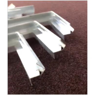 """Aliuminio profilis """"skraidančios linijos"""" LED juostai 14"""