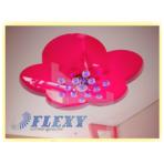 FLEXY Paruošta 2-jų lygių konstrukcija