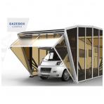 GAZEBOX CAMPER Stoginė kemperiams iš Italijos