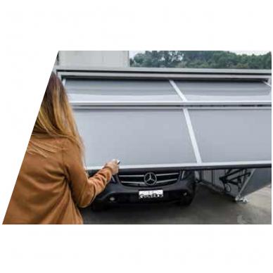 GAZEBOX CAR Automatinis durų pakelimo mechanizmas 5