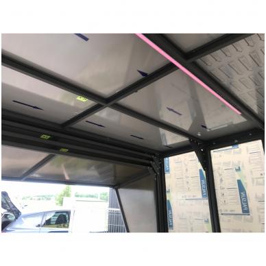 GAZEBOX CAR LED Apšvietimas