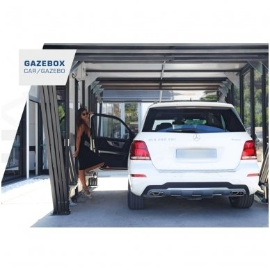GAZEBOX CAR Šoninės įejimo durys 4