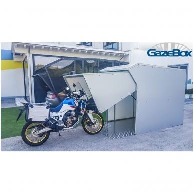 GAZEBOX MOTO Garažas (Stoginė) motociklams 4