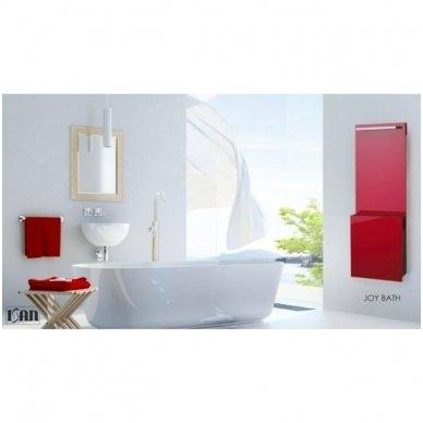 Joy Bath (700x1495 mm, 2,4,6 eilių, vidinio pajungimo) 2
