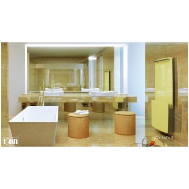Joy Bath R (725x1525 mm, 2,4,6 eilių, vidinio pajungimo) 3