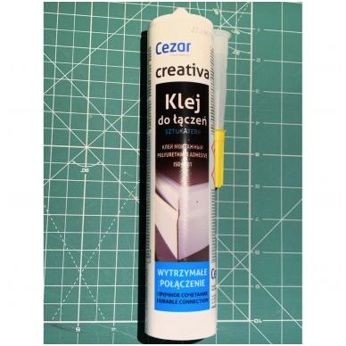 Klijai sujungimams CREATIVA by Cezar - C310 (300 ml)