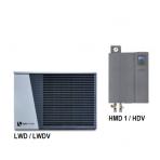 KOMBI 2: Baziniai komplektai šildymui (karštas vanduo ruošiamas pasirinkus papildomus komponentus)