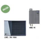 KOMBI 2/RX: Baziniai komplektai šildymui ir vėsinimui