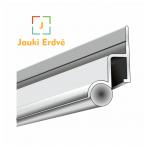 """Naujovė! Aliuminio profilis """"be tarpelio ir užbaigimo juostos"""" KRAAB 3.0"""
