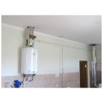 Gartraukio (ventiliacijos) vamzdžio apėjimas (ø105 mm,ø115 mm,ø125)